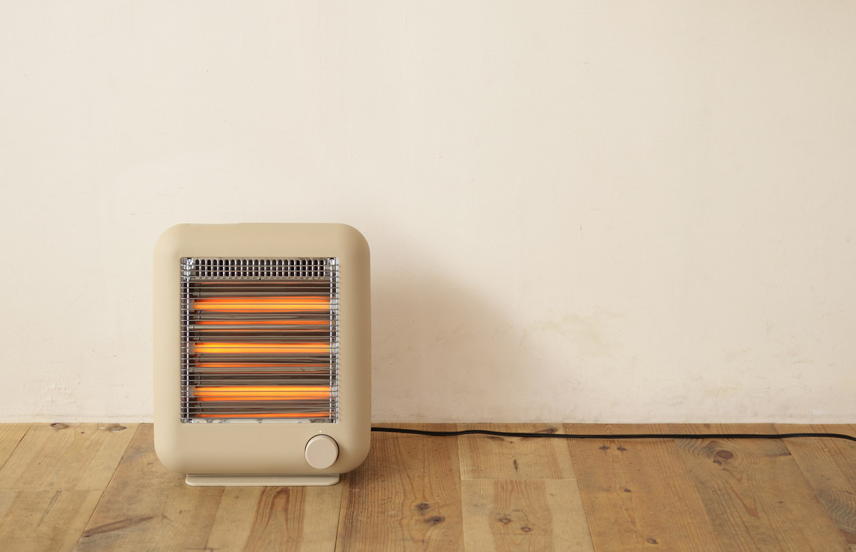 Heater with Steam Function